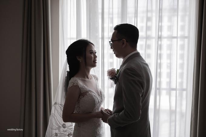 Ryan + Yuliana Wedding by Wedding Factory - 010