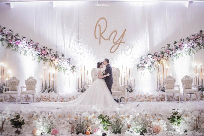 Ryan + Yuliana Wedding by Wedding Factory - 011