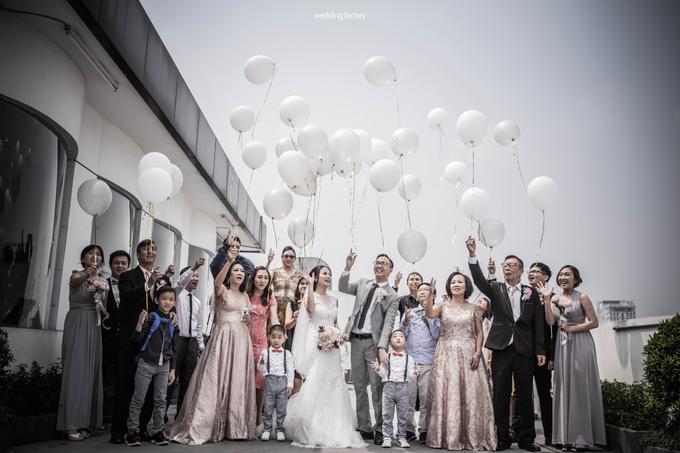 Ryan + Yuliana Wedding by Wedding Factory - 012