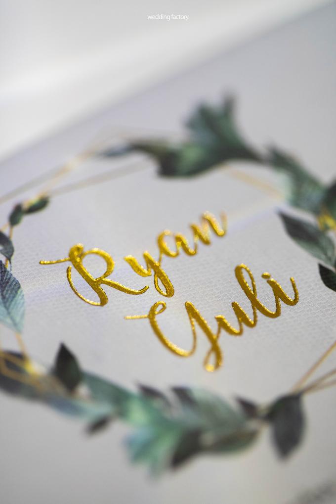 Ryan + Yuliana Wedding by Wedding Factory - 013