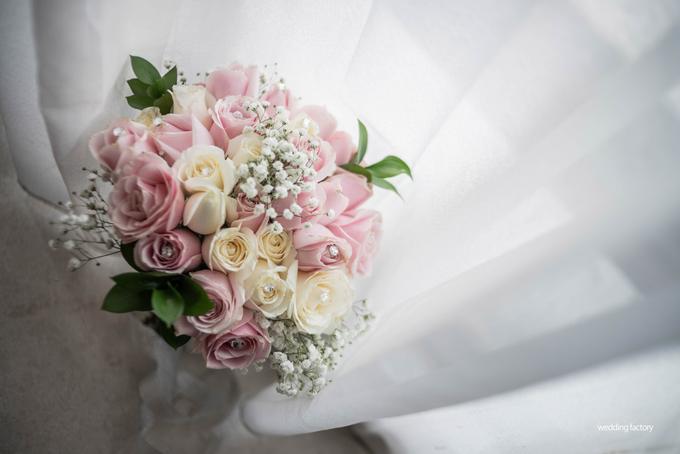 Ryan + Yuliana Wedding by Wedding Factory - 019