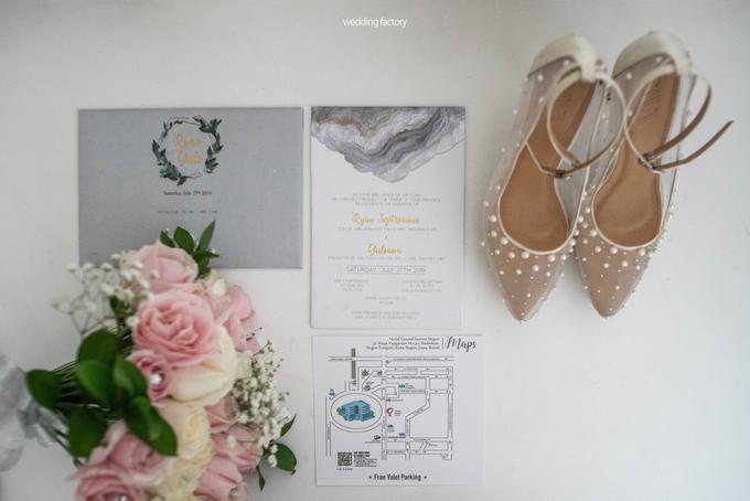 Ryan + Yuliana Wedding by Wedding Factory - 020