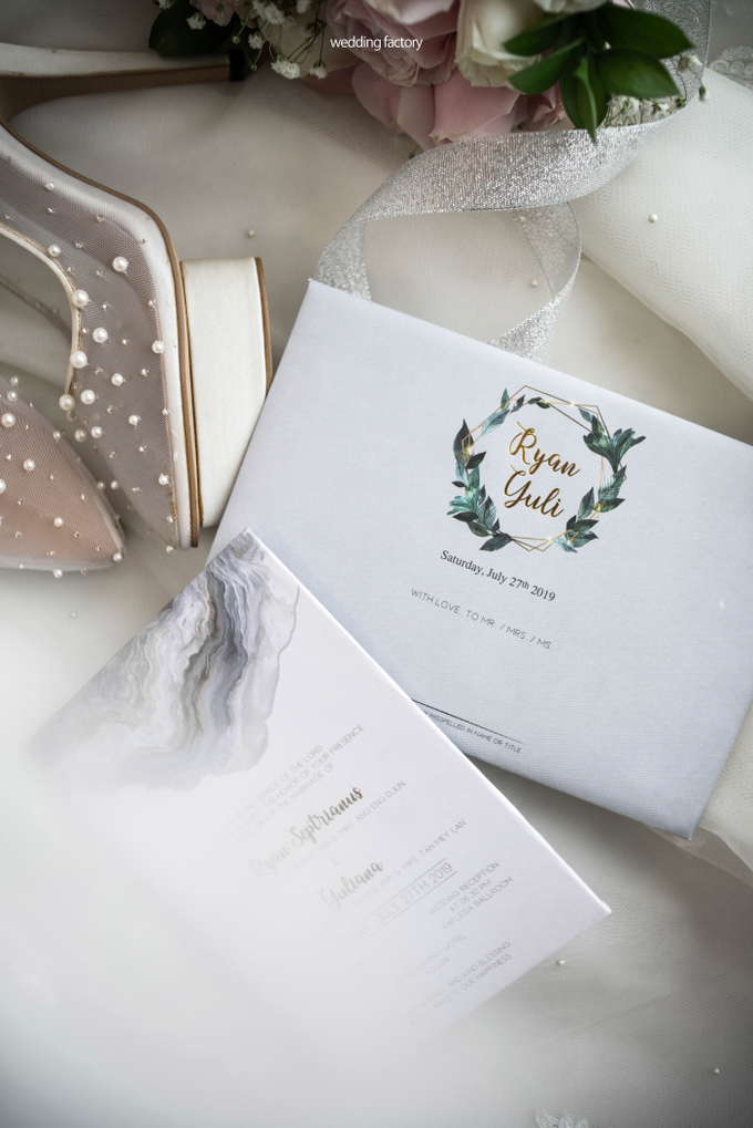 Ryan + Yuliana Wedding by Wedding Factory - 021