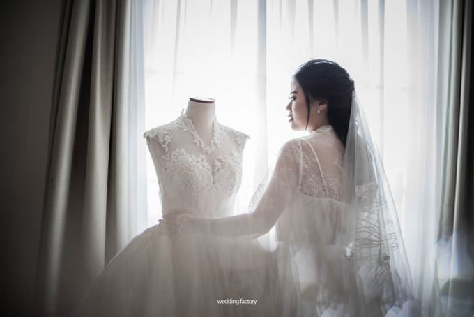 Ryan + Yuliana Wedding by Wedding Factory - 023