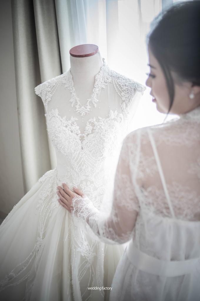 Ryan + Yuliana Wedding by Wedding Factory - 024