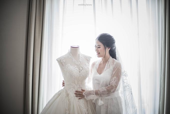 Ryan + Yuliana Wedding by Wedding Factory - 025