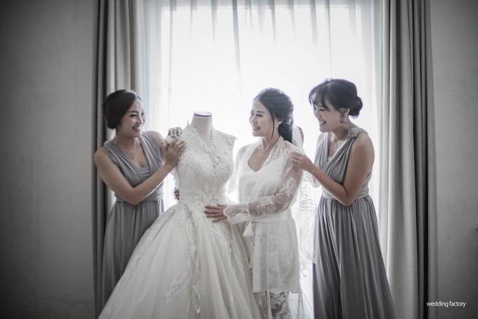 Ryan + Yuliana Wedding by Wedding Factory - 027
