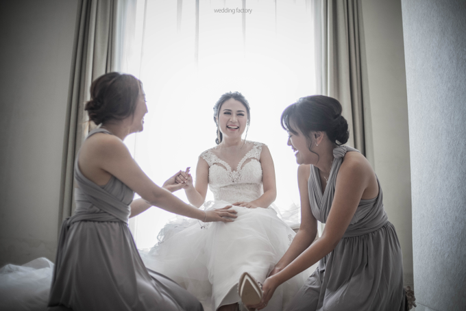 Ryan + Yuliana Wedding by Wedding Factory - 031