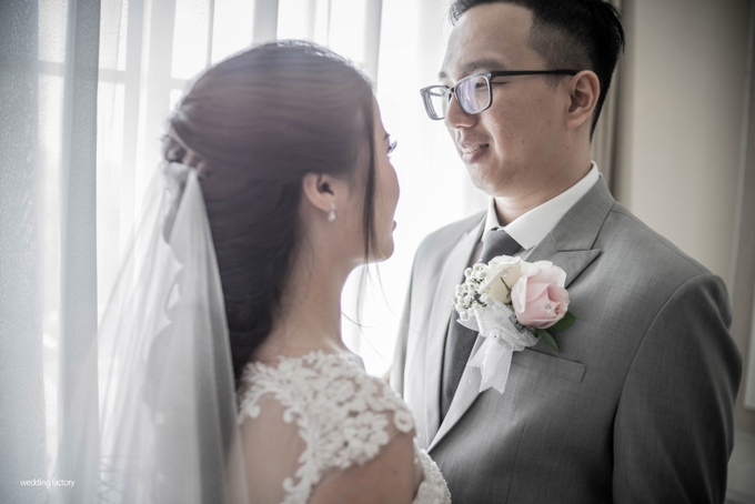 Ryan + Yuliana Wedding by Wedding Factory - 032