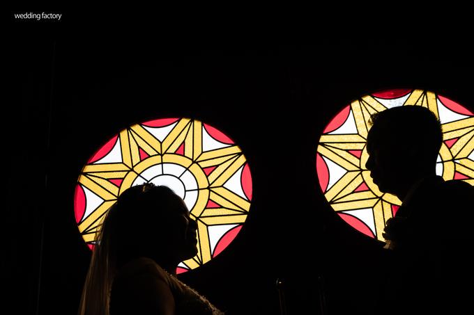 Anry + Stephanie Wedding by Wedding Factory - 002