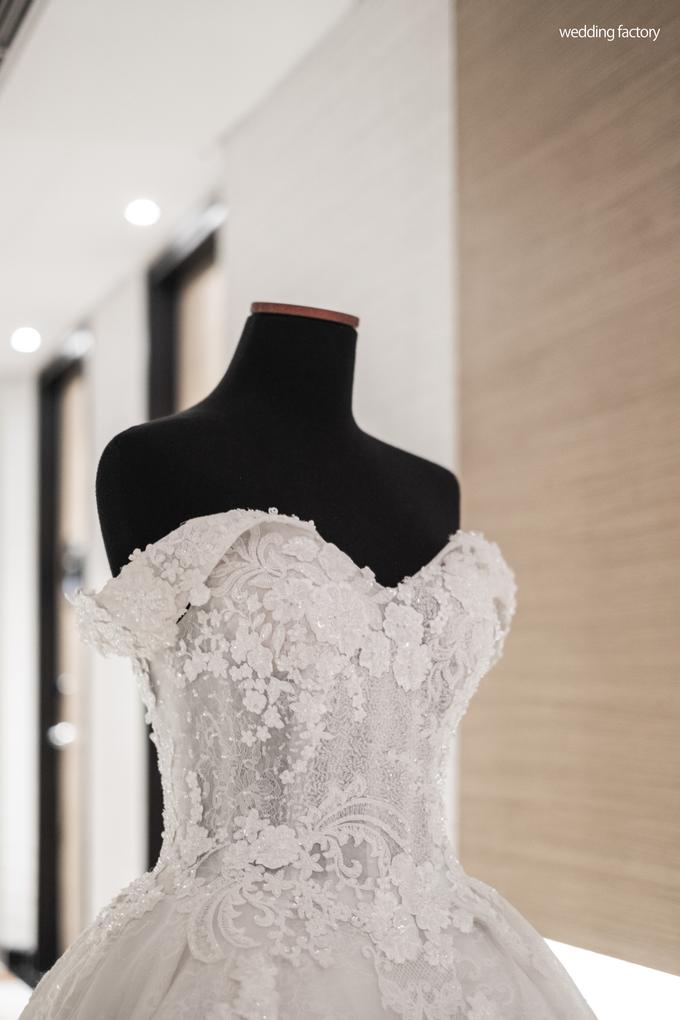 Anry + Stephanie Wedding by Wedding Factory - 003