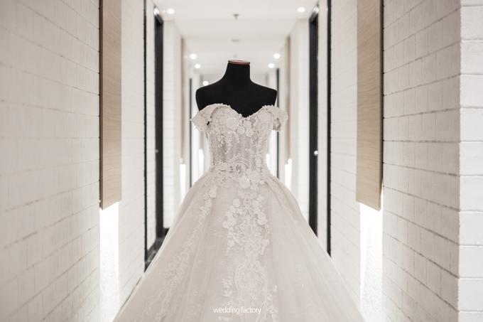 Anry + Stephanie Wedding by Wedding Factory - 004