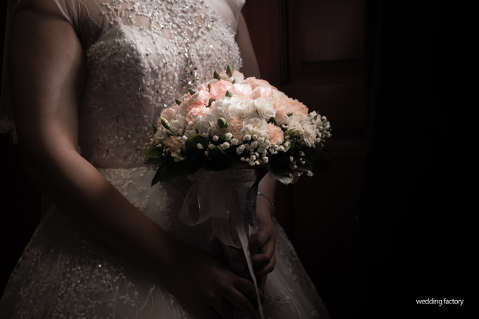 Anry + Stephanie Wedding by Wedding Factory - 007