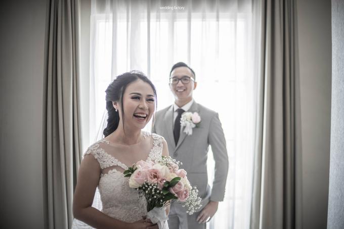 Ryan + Yuliana Wedding by Wedding Factory - 034