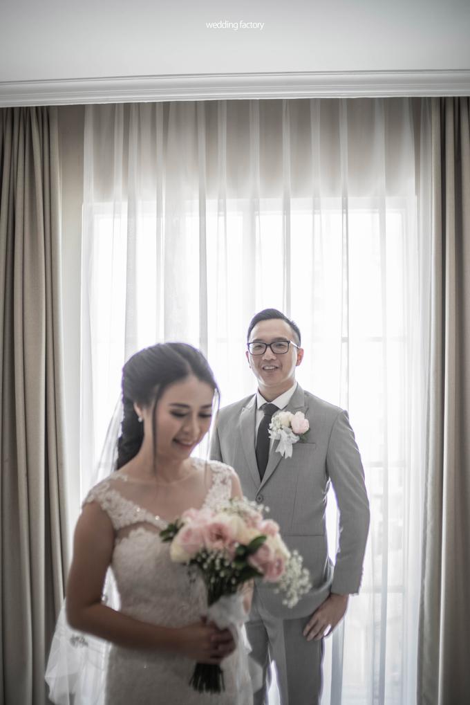 Ryan + Yuliana Wedding by Wedding Factory - 035