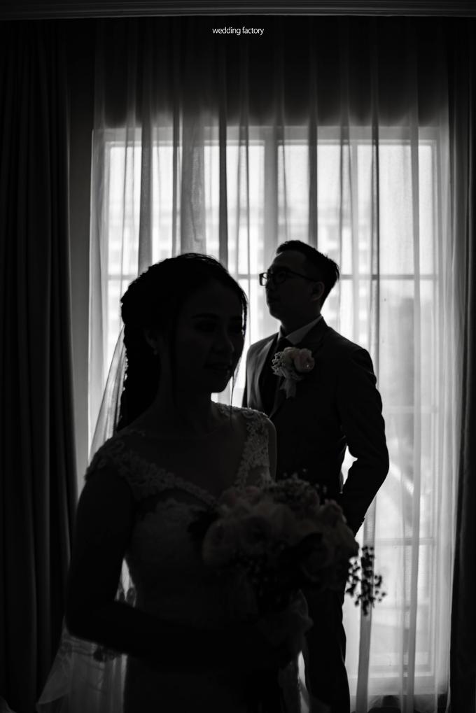 Ryan + Yuliana Wedding by Wedding Factory - 037
