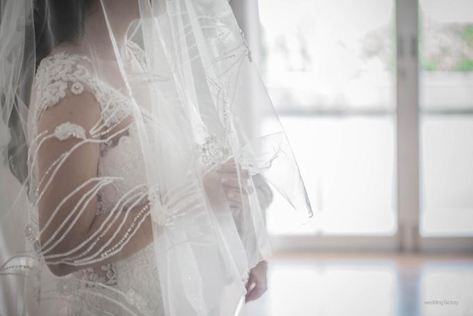 Ryan + Yuliana Wedding by Wedding Factory - 038
