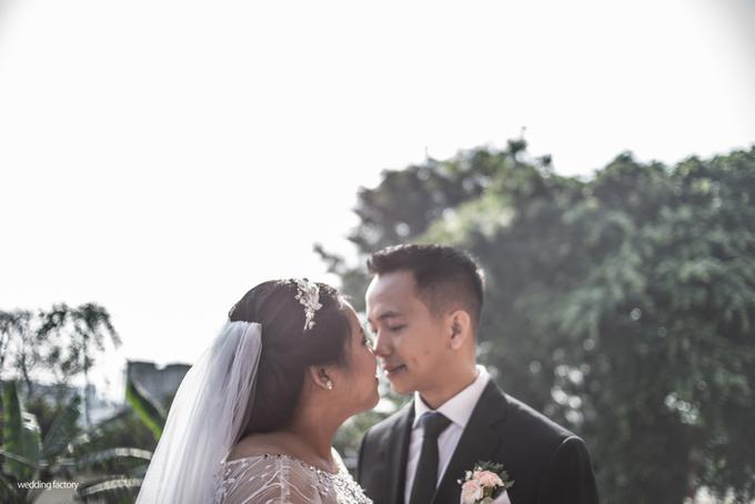 Anry + Stephanie Wedding by Wedding Factory - 012