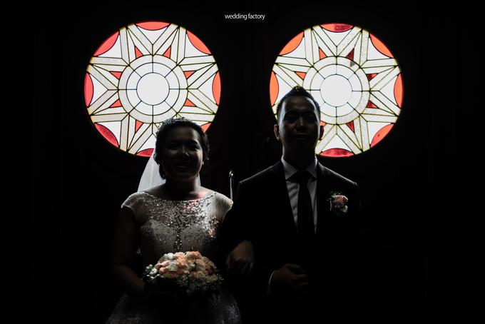 Anry + Stephanie Wedding by Wedding Factory - 015
