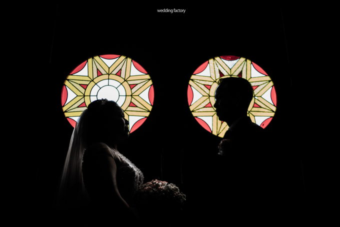 Anry + Stephanie Wedding by Wedding Factory - 016