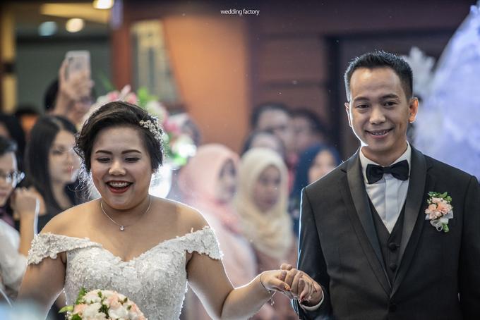 Anry + Stephanie Wedding by Wedding Factory - 020