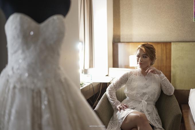 Lendy + Lisan Wedding by Wedding Factory - 005