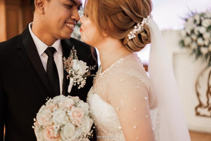 Lendy + Lisan Wedding by Wedding Factory - 007