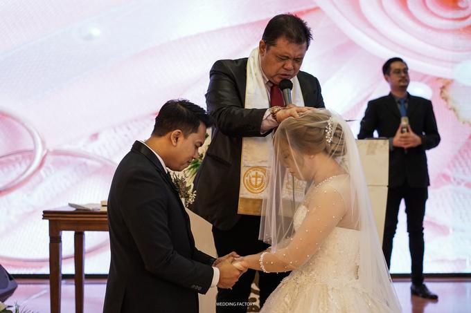 Lendy + Lisan Wedding by Wedding Factory - 010
