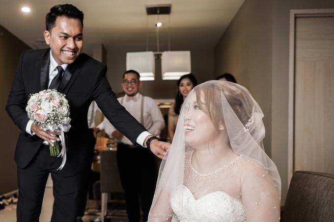 Lendy + Lisan Wedding by Wedding Factory - 011