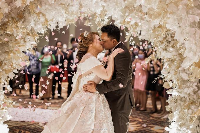 Lendy + Lisan Wedding by Wedding Factory - 013