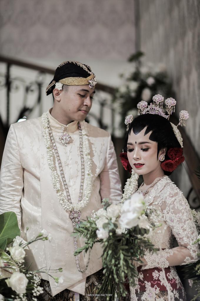 Arvianno + Karina Wedding by Wedding Factory - 011