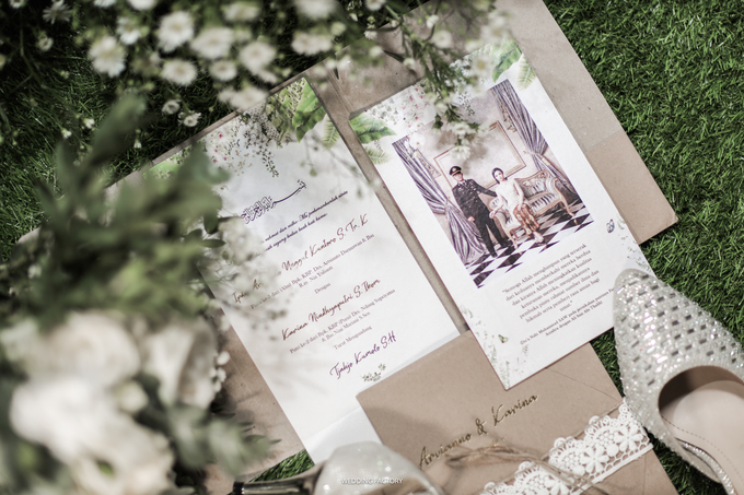 Arvianno + Karina Wedding by Wedding Factory - 022