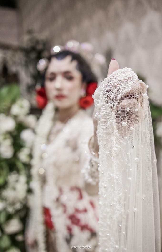 Arvianno + Karina Wedding by Wedding Factory - 027