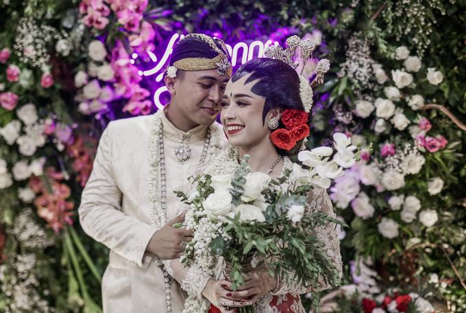 Arvianno + Karina Wedding by Wedding Factory - 028