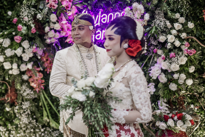 Arvianno + Karina Wedding by Wedding Factory - 029