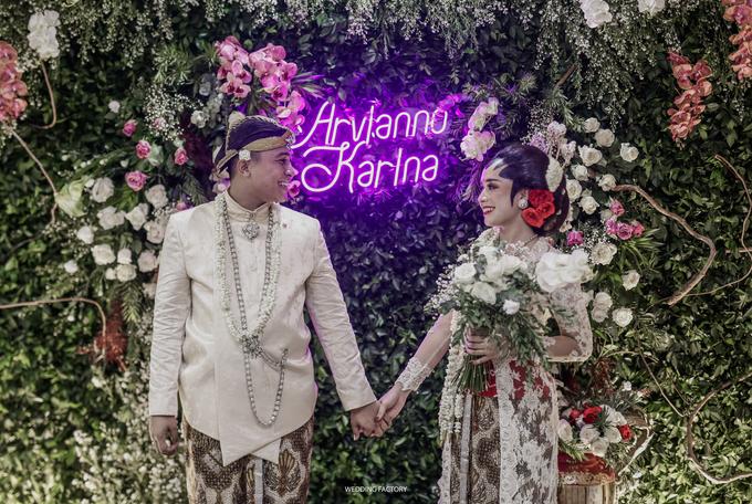Arvianno + Karina Wedding by Wedding Factory - 030