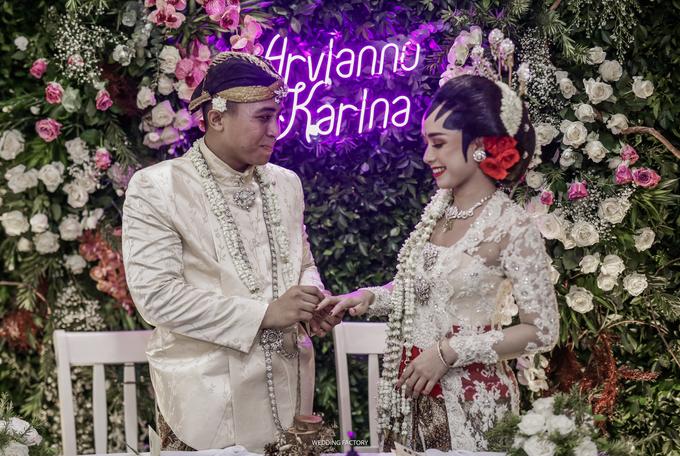 Arvianno + Karina Wedding by Wedding Factory - 036