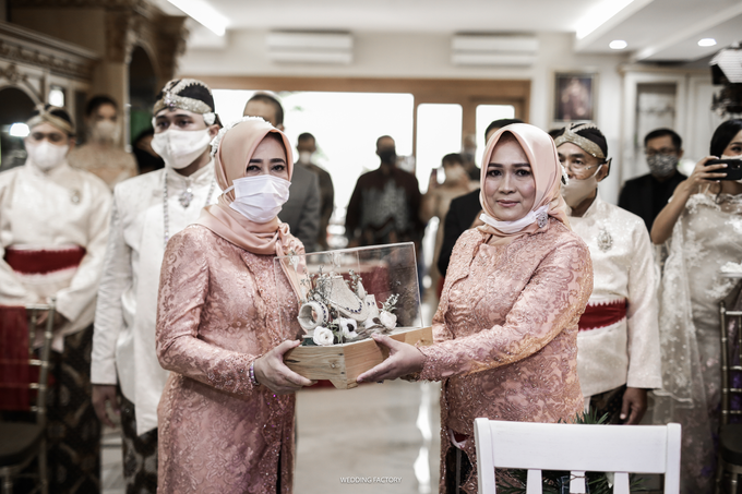Arvianno + Karina Wedding by Wedding Factory - 042
