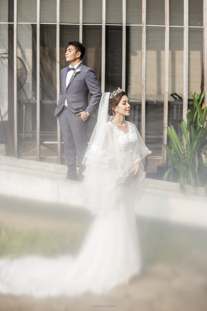Afvial + Charissa Wedding by Wedding Factory - 003