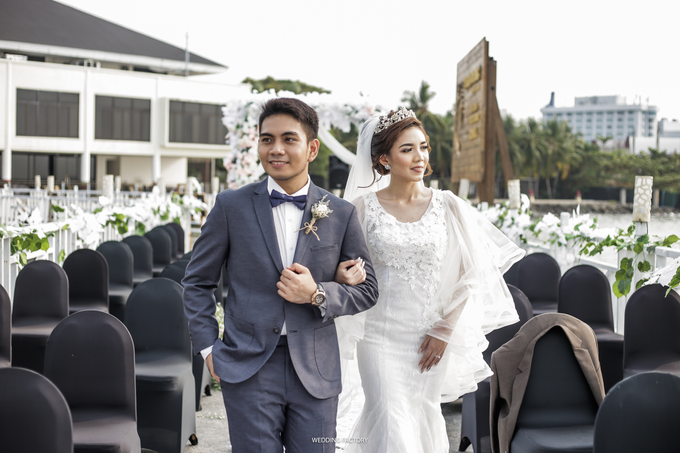 Afvial + Charissa Wedding by Wedding Factory - 007