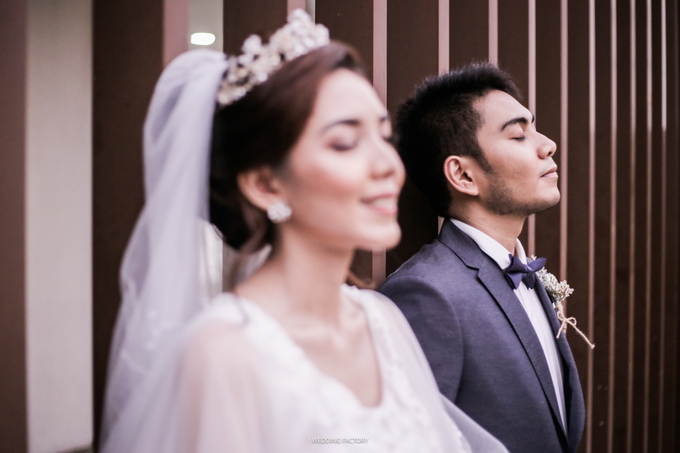 Afvial + Charissa Wedding by Wedding Factory - 011