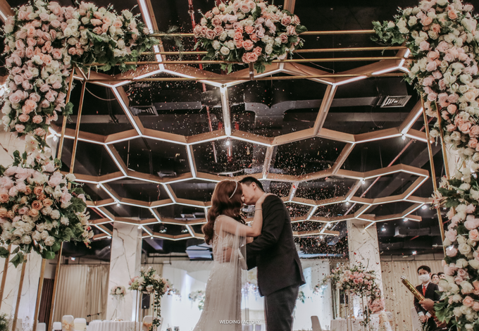 Reynaldo + Sevy Wedding by Wedding Factory - 001