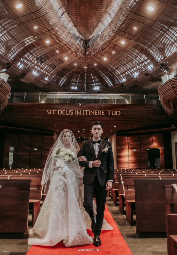 Reynaldo + Sevy Wedding by Wedding Factory - 003