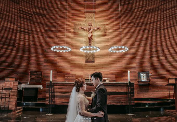 Reynaldo + Sevy Wedding by Wedding Factory - 005