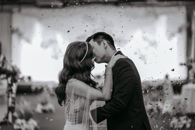 Reynaldo + Sevy Wedding by Wedding Factory - 006