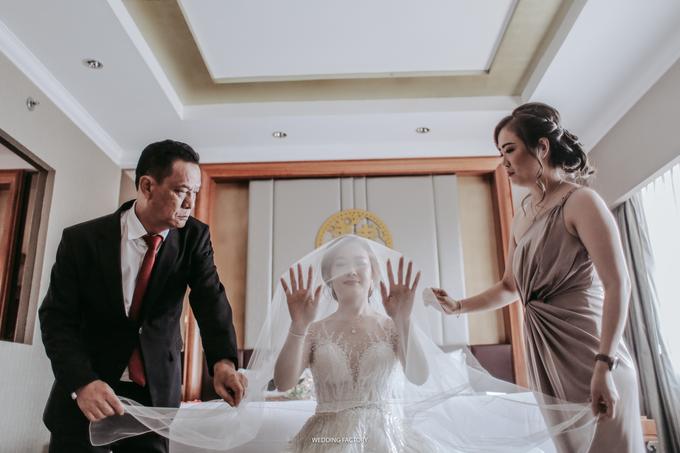 Reynaldo + Sevy Wedding by Wedding Factory - 007