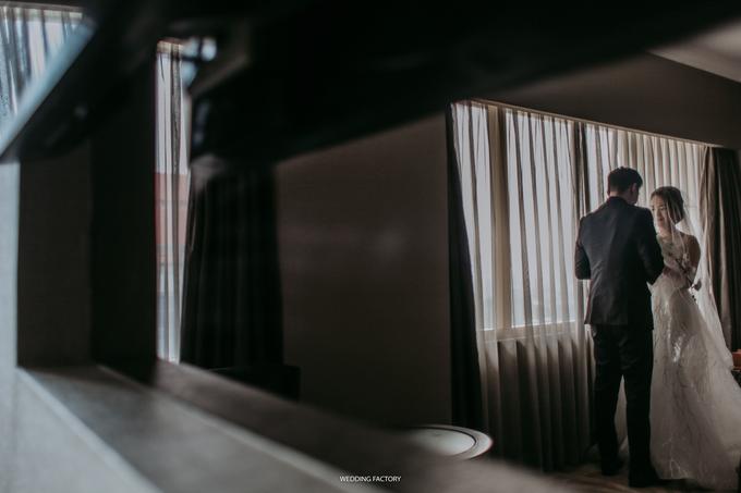 Reynaldo + Sevy Wedding by Wedding Factory - 009