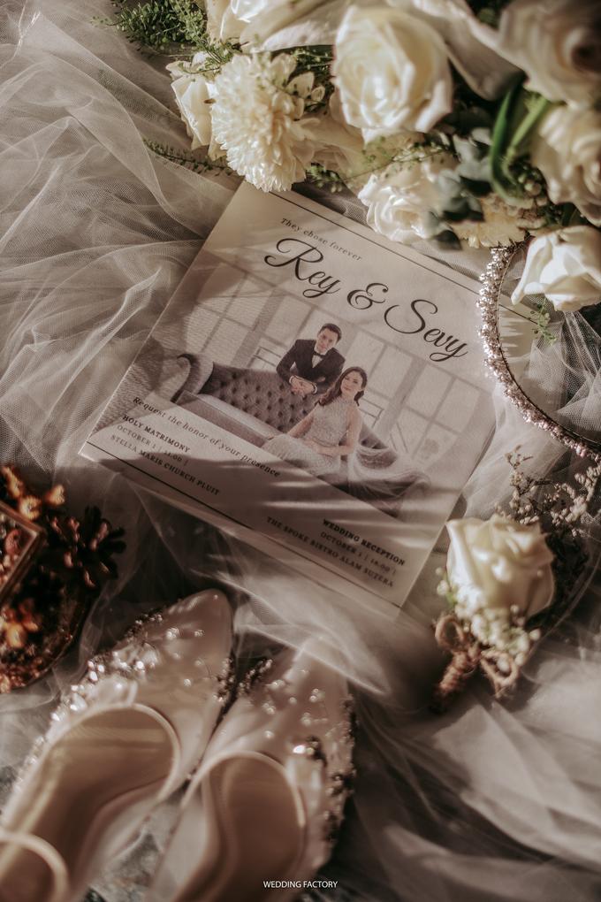 Reynaldo + Sevy Wedding by Wedding Factory - 013
