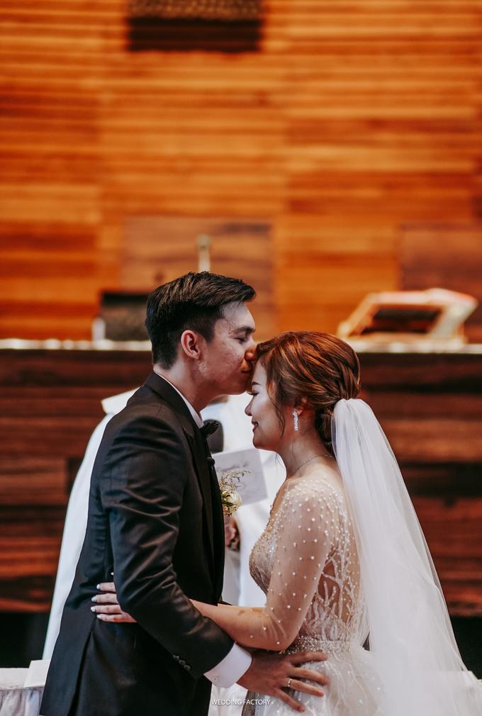 Reynaldo + Sevy Wedding by Wedding Factory - 016