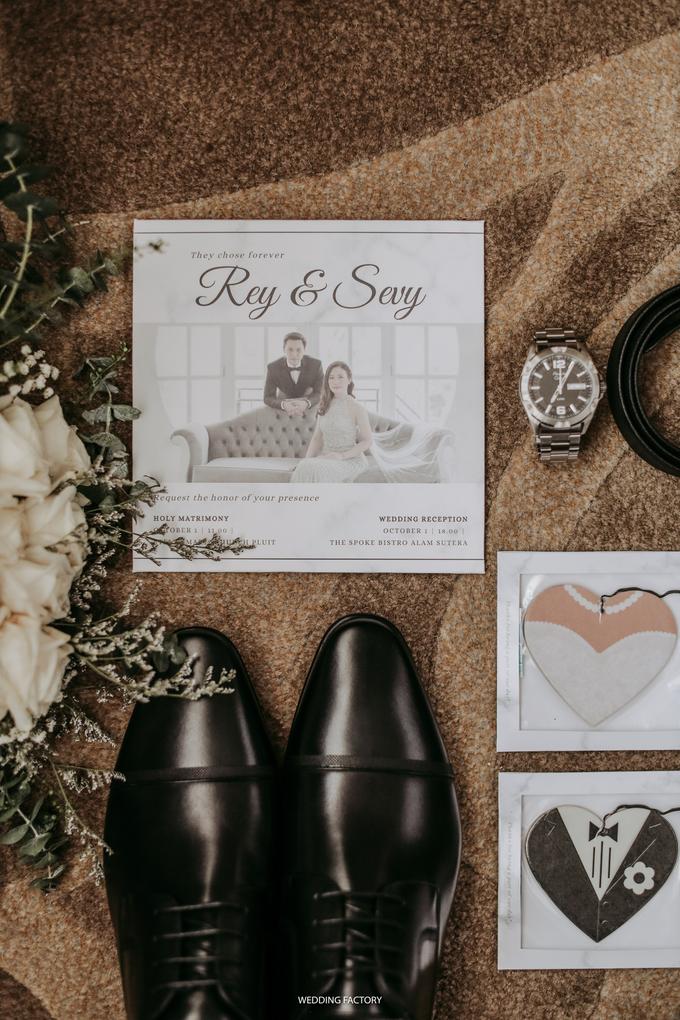 Reynaldo + Sevy Wedding by Wedding Factory - 017